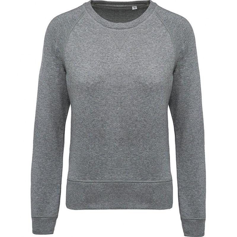 Kariban Ladies Organic Raglan Sweatshirt