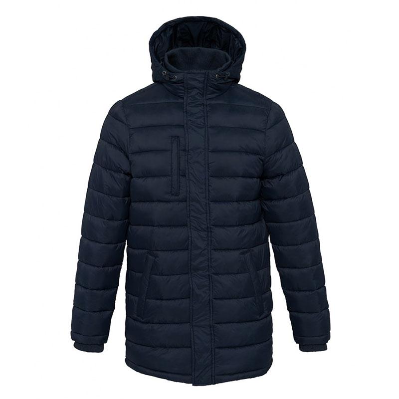 Kariban Lightweight Long Padded Parka Jacket