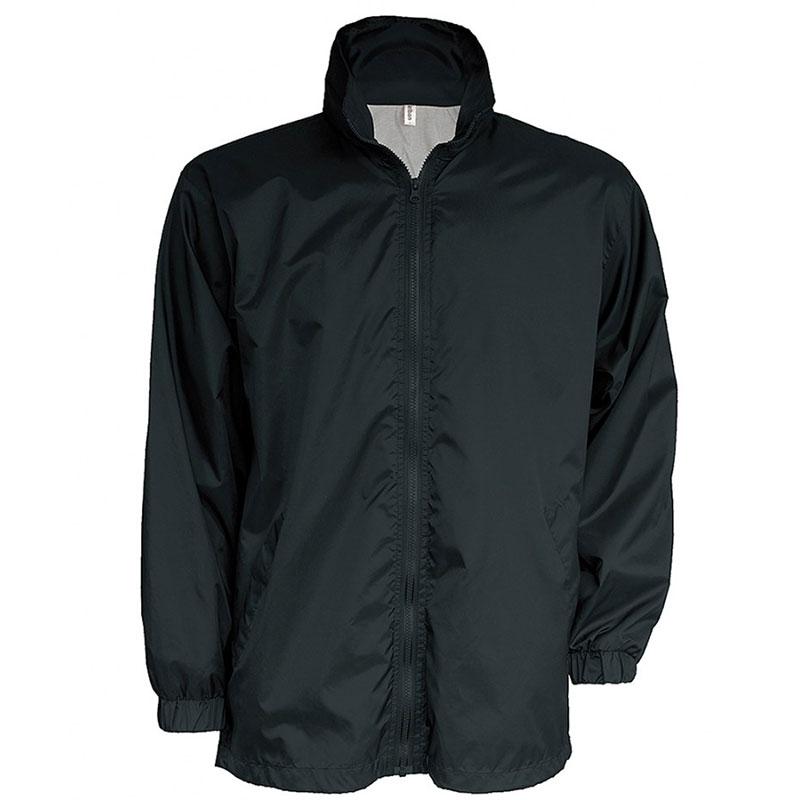 Kariban Lined Windbreaker Jacket