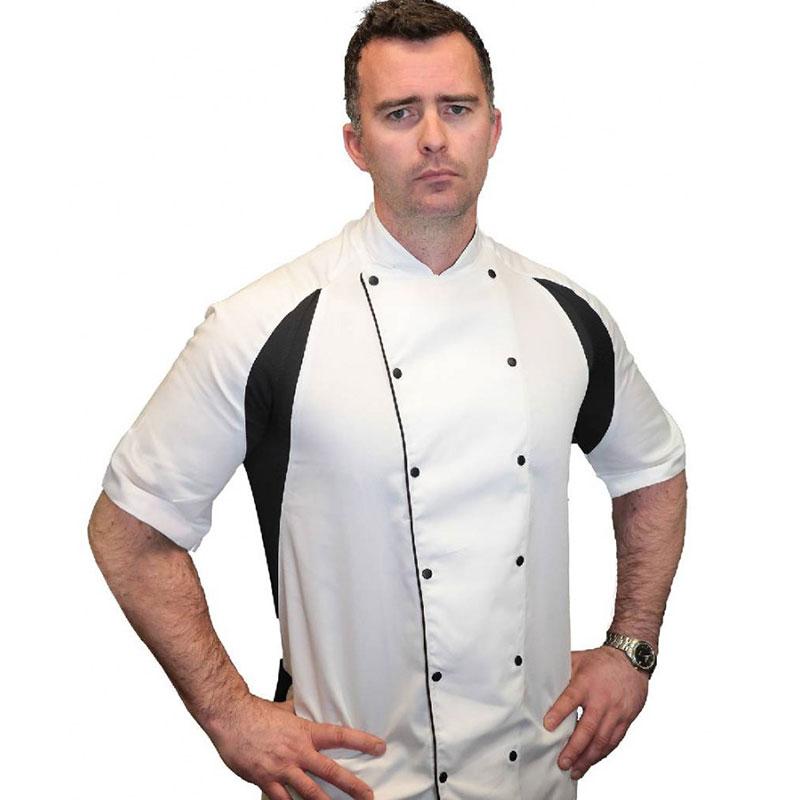 Le Chef Short Sleeve Executive Jacket