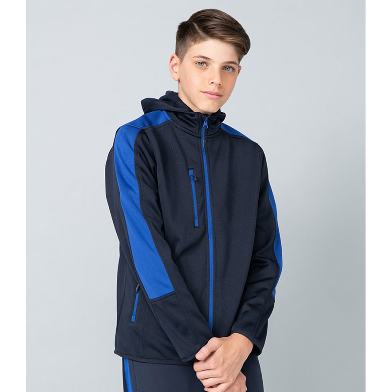 Finden and Hales Kids Active Soft Shell Jacket
