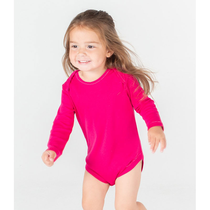 Larkwood Long Sleeve Baby Bodysuit