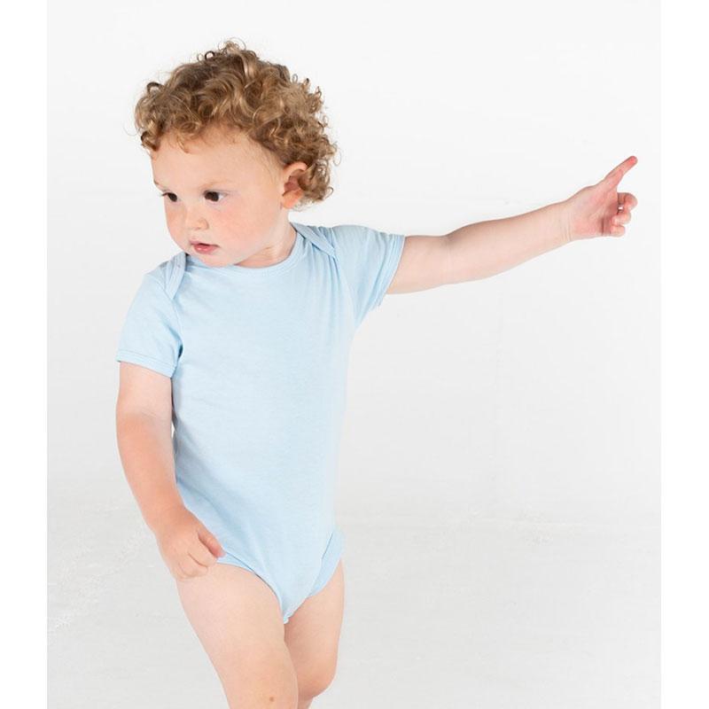 Larkwood Short Sleeve Baby Bodysuit
