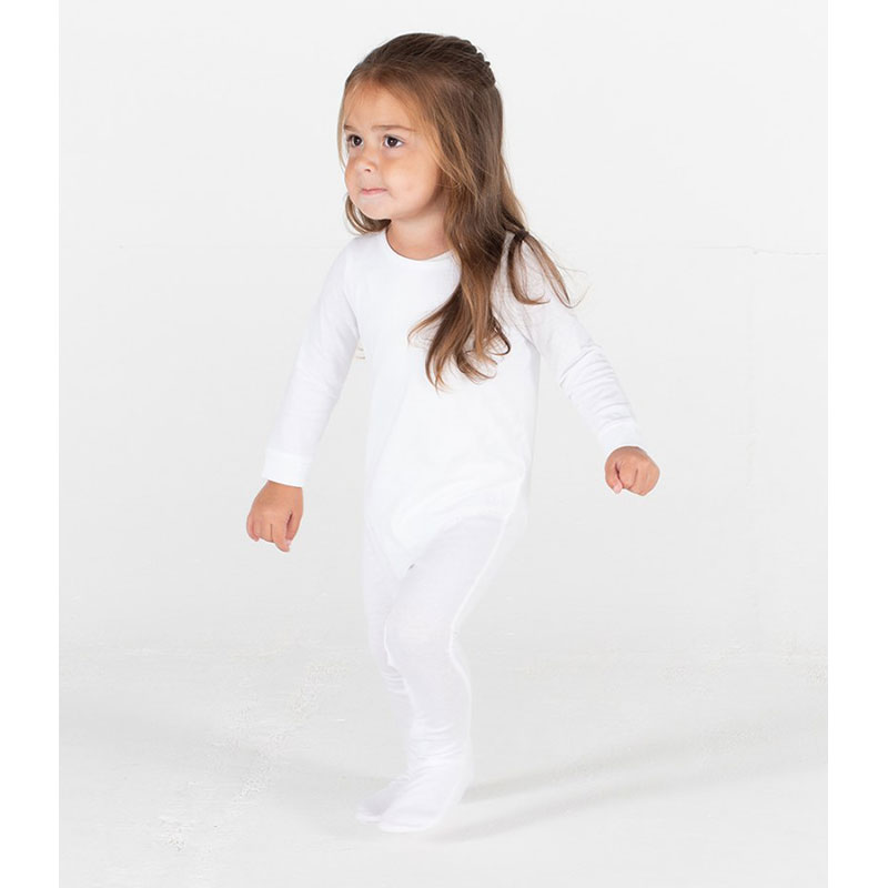 Larkwood Organic Baby Sleepsuit