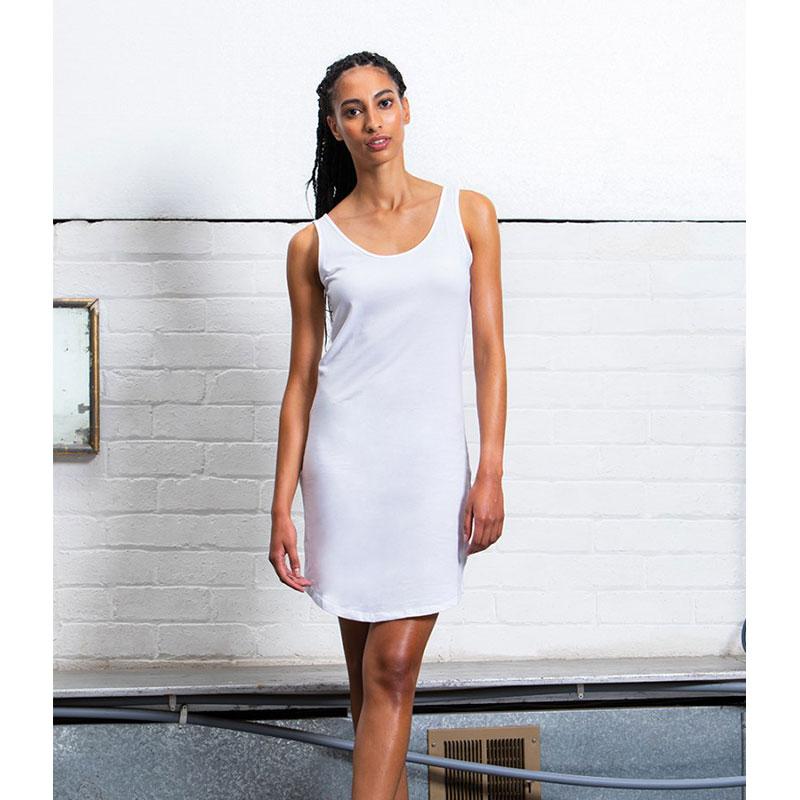 Mantis Ladies Curved Vest Dress