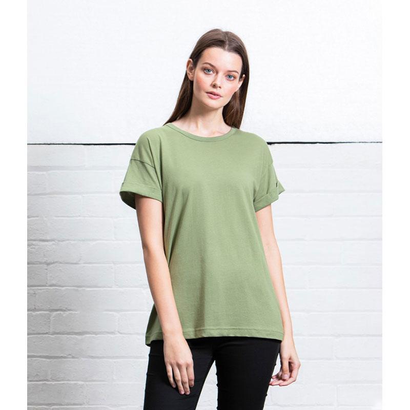 Mantis Ladies The Boyfriend T-Shirt