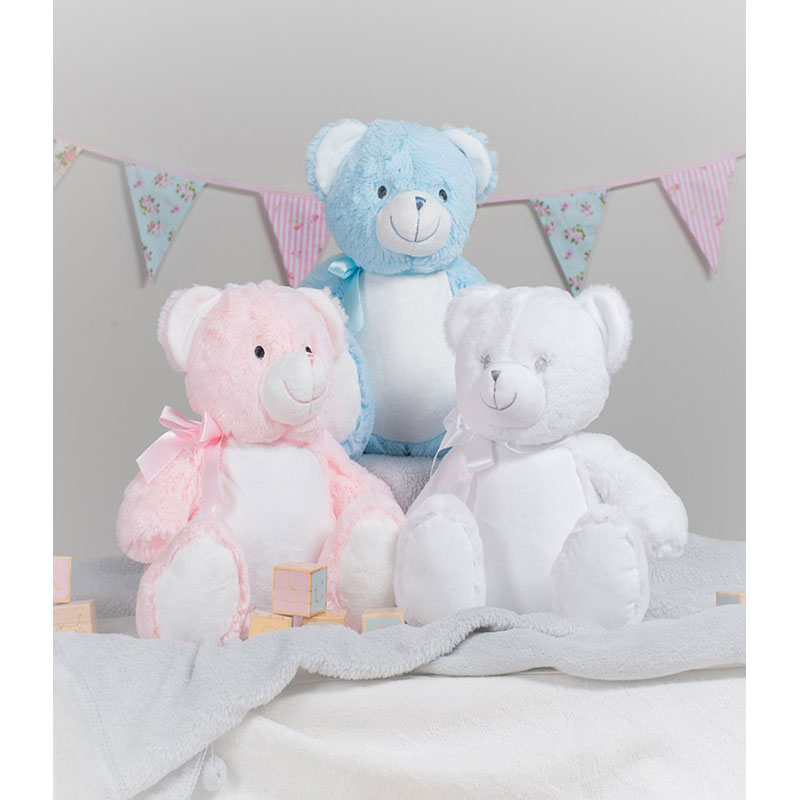 Mumbles Zippie New Baby Bear