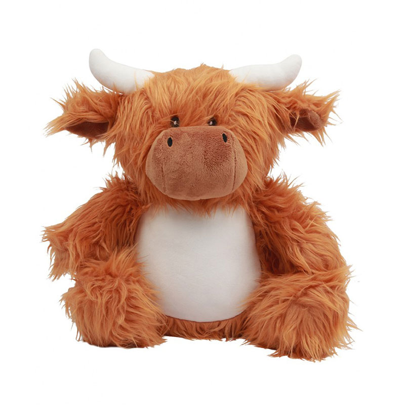 Mumbles Zippie Highland Cow
