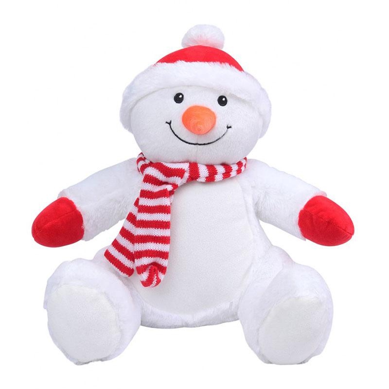 Mumbles Zippie Snowman