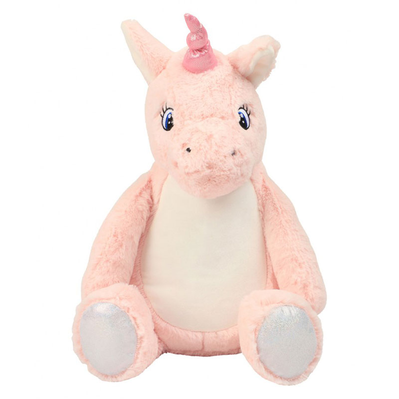 Mumbles Pink Zippie Unicorn