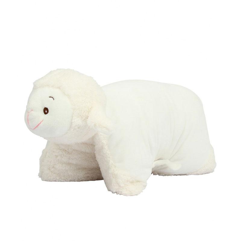 Mumbles Zippie Lamb Cushion