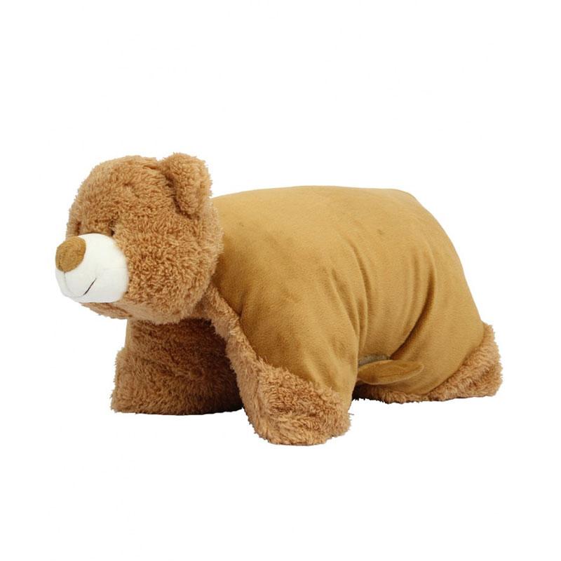 Mumbles Zippie Bear Cushion