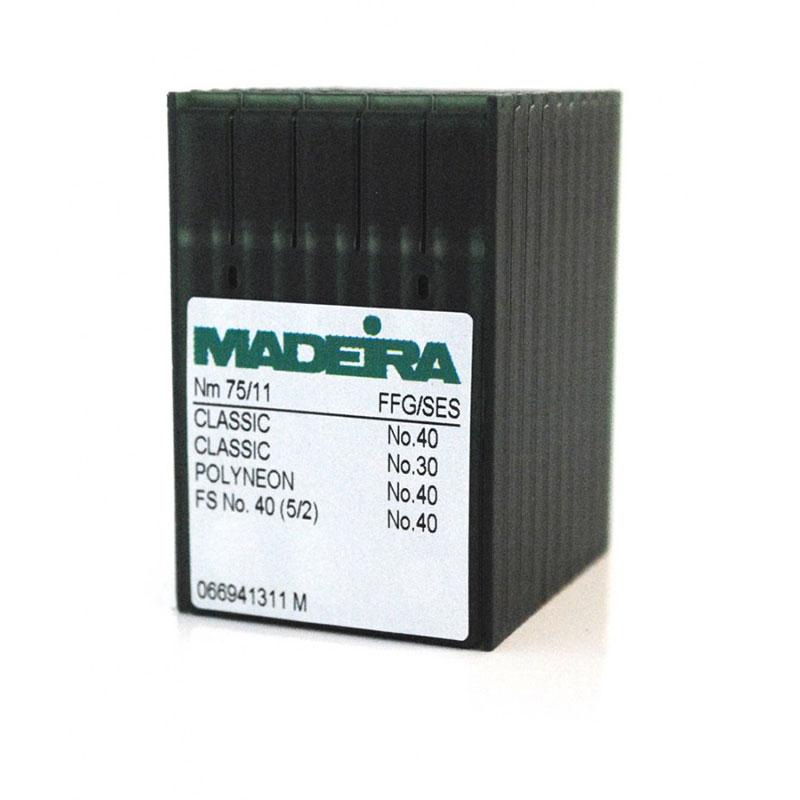 Madeira Needles