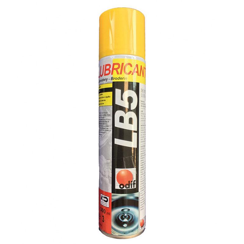 Madeira LB5 Spray Lubricant