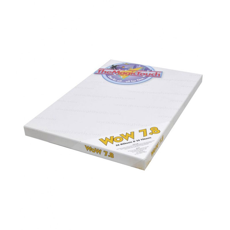 TheMagicTouch WoW 7.8 Transfer Paper - 50 Sheets