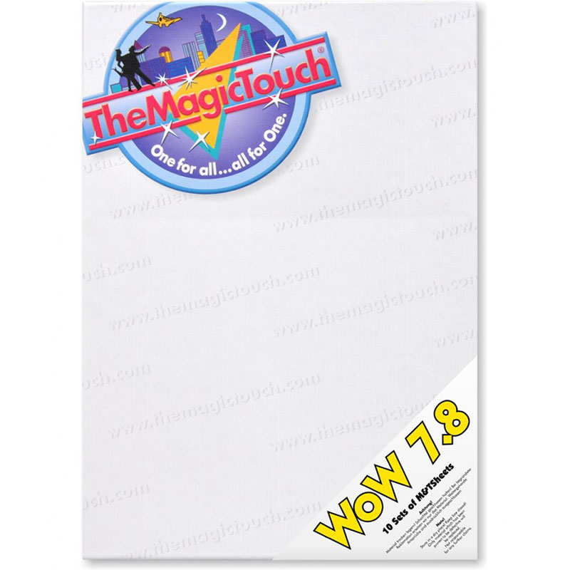 TheMagicTouch WoW 7.8 Transfer Paper - 10 Sheets