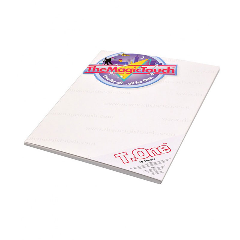 TheMagicTouch T.One™ Transfer Paper - 50 Sheets
