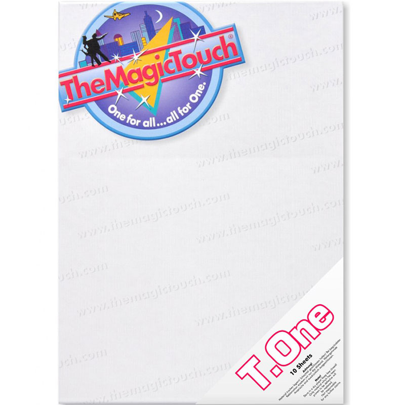 TheMagicTouch T.One™ Transfer Paper - 10 Sheets