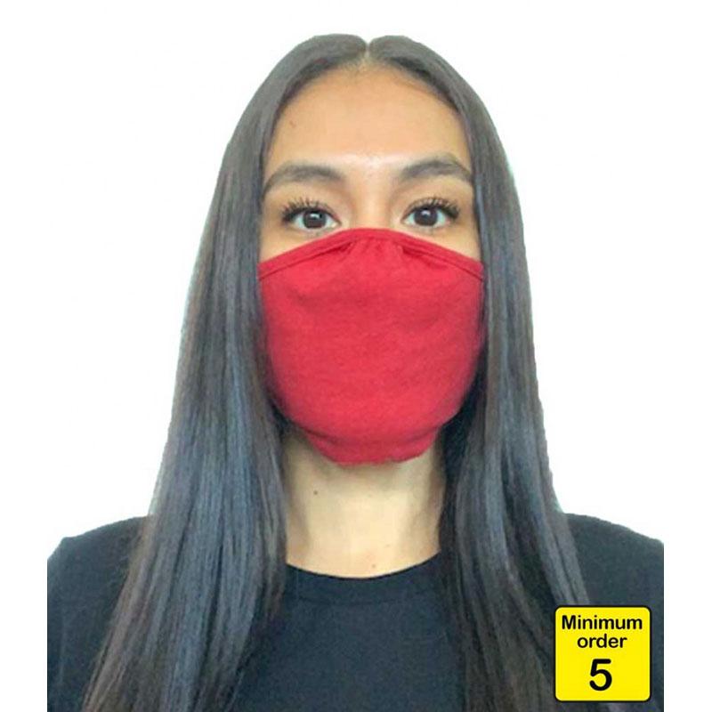 Next Level Eco Performance Face Mask