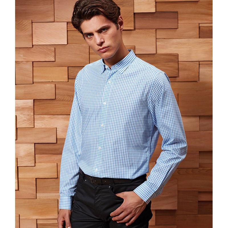Premier Maxton Check Long Sleeve Shirt