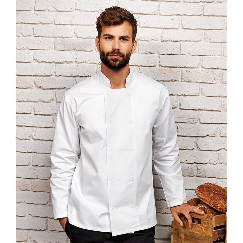 Premier Long Sleeve Chef's Jacket