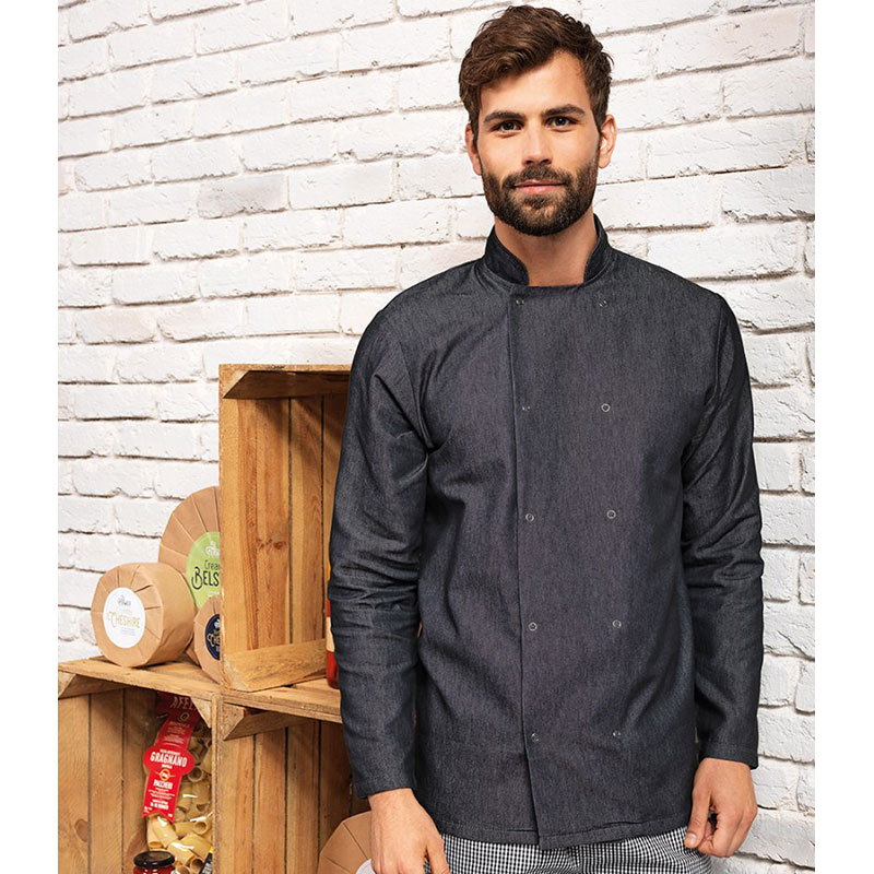 Premier Denim Chef's Jacket