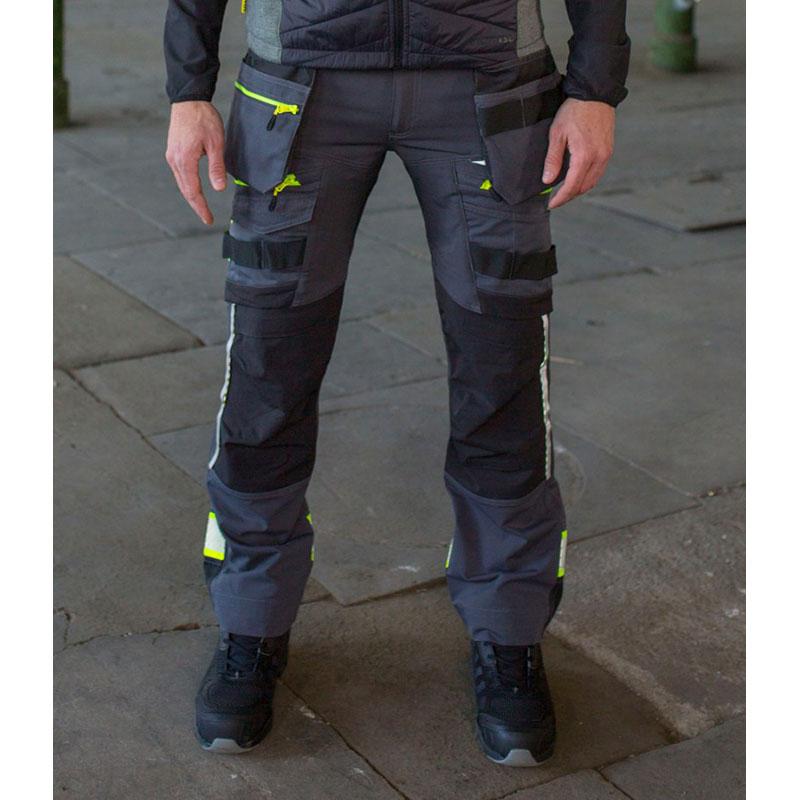 Portwest DX4™ Detachable Holster Pocket Trousers