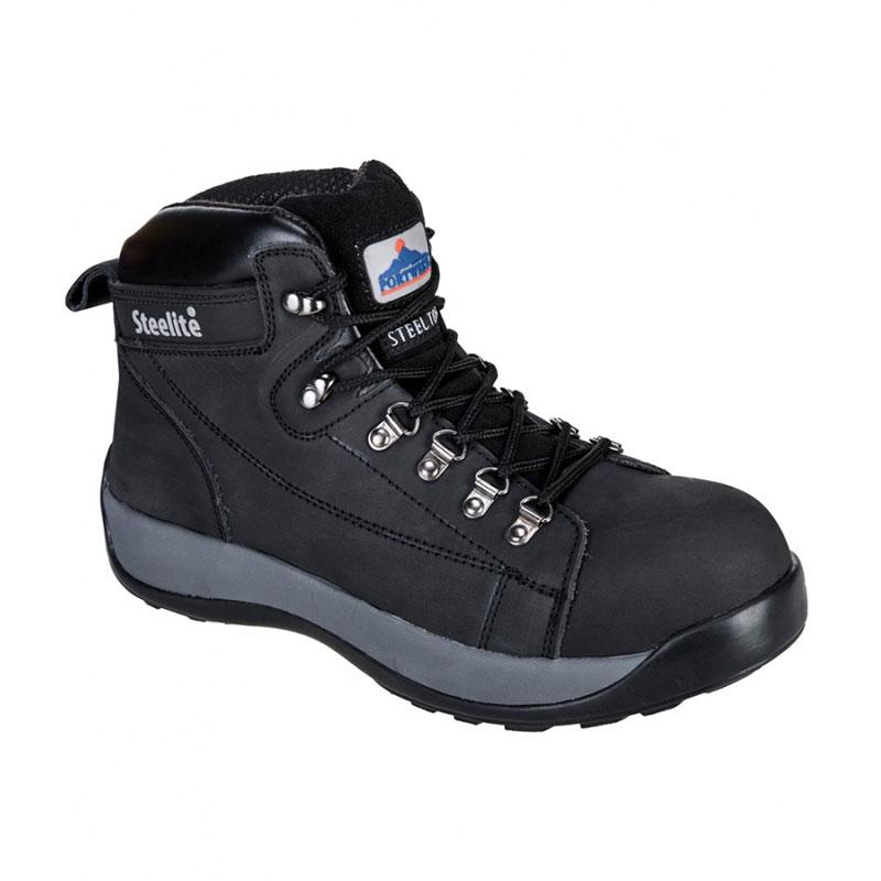 Portwest Steelite™ Mid Cut Nubuck SB HRO Boots