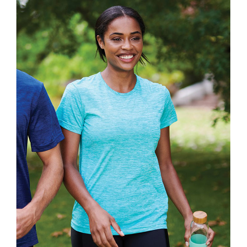 Regatta Sport Ladies Antwerp Marl T-Shirt