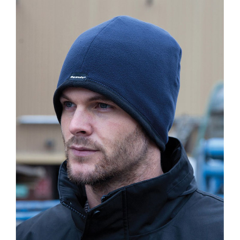 Result Reversible Micro Fleece Bob Hat