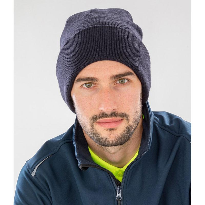 Result Genuine Recycled Woolly Ski Hat