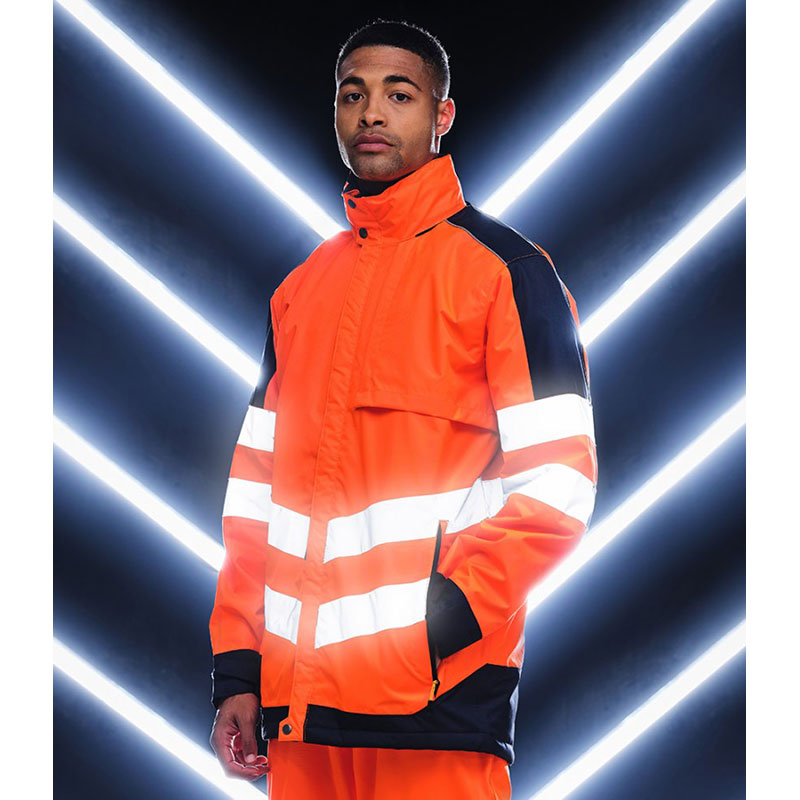 Regatta High Visibility Pro Contrast Insulated Jacket