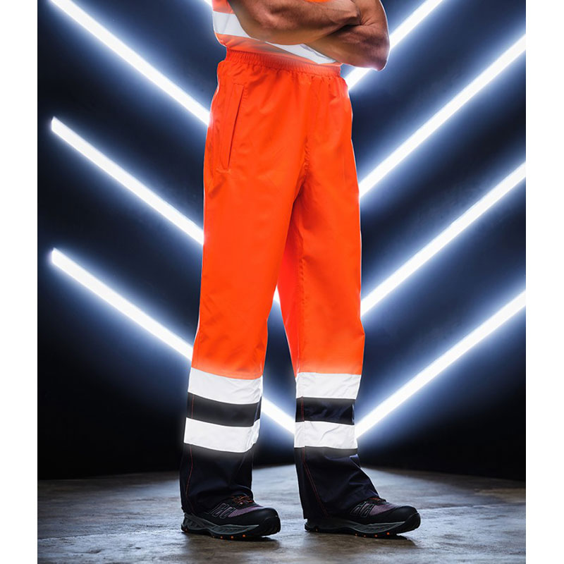 Regatta High Visibility Pro Contrast Overtrousers