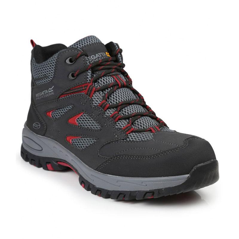 Regatta Safety Footwear Mudstone S1P Safety Hikers