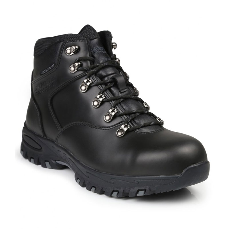 Regatta Safety Footwear Gritstone S3 WP Safety Hikers