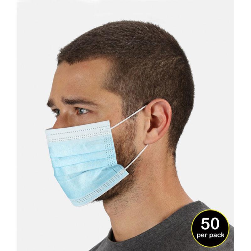 Regatta Type IIR 3-Ply Disposable Medical Mask