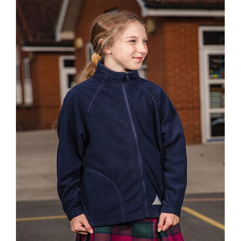 Result Core Kids/Youths Micro Fleece Jacket