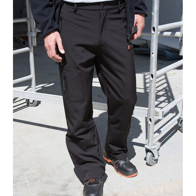 Result Work-Guard TECH Performance Soft Shell Trousers