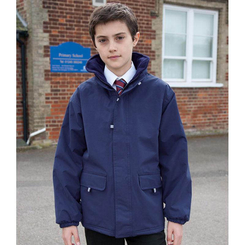 Result Kids/Youths Rugged Stuff Longline Coat