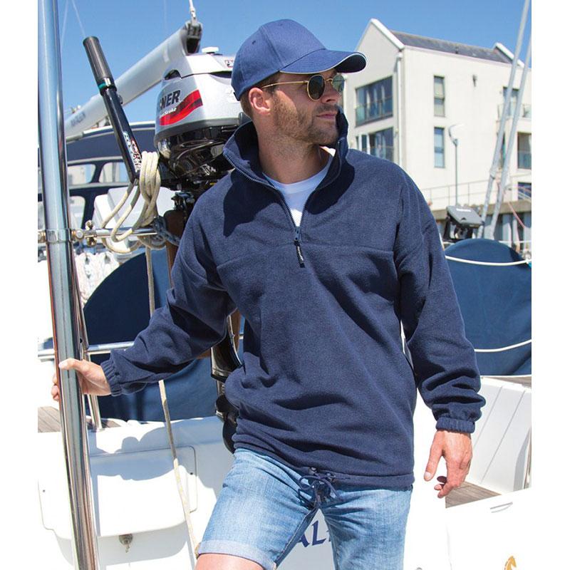 Result Polartherm™ Zip Neck Lined Fleece