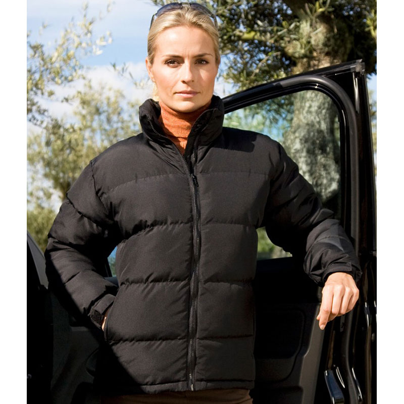 Result Urban Ladies Holkham Down Feel Jacket