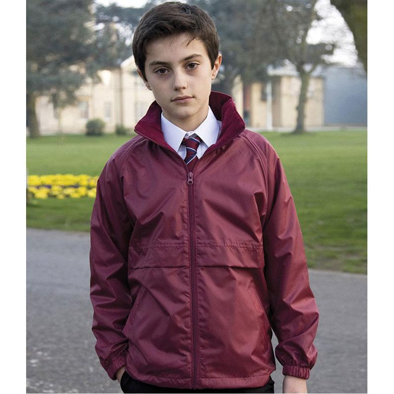 Result Core Kids Micro Fleece Lined Jacket