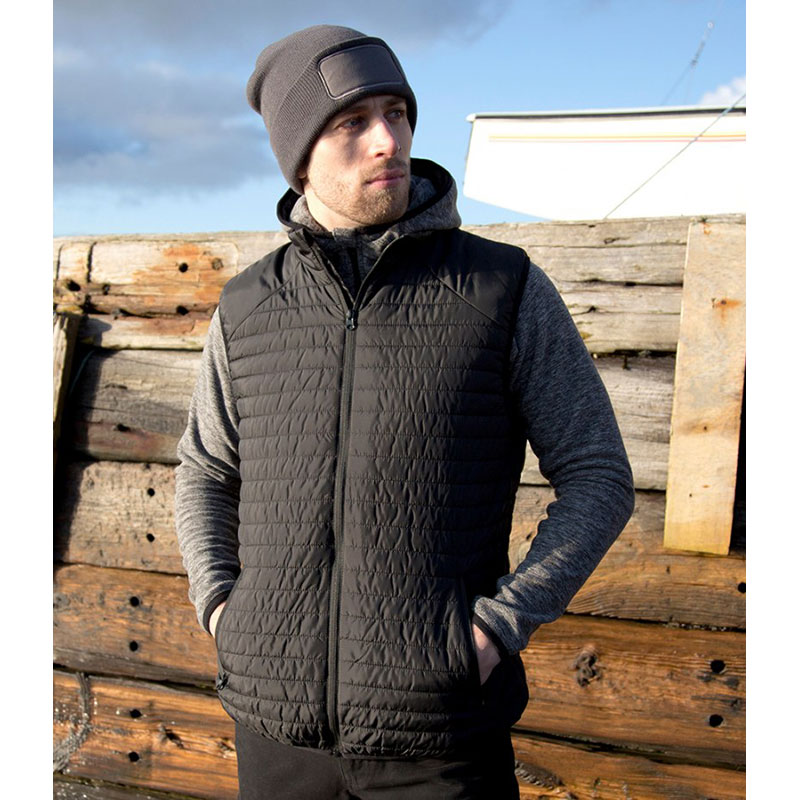 Result Genuine Recycled Thermoquilt Gilet