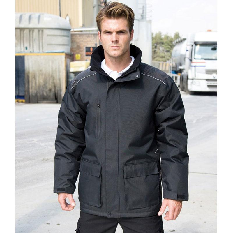 Result Work-Guard Vostex Long Coat