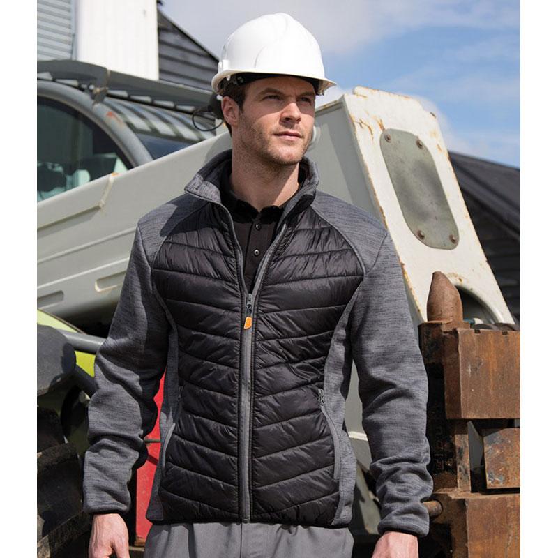 Result Work-Guard Elevator Jacket