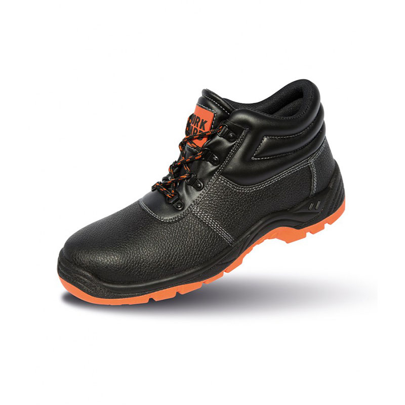 Result Work-Guard Defence S1P SRA Safety Boots
