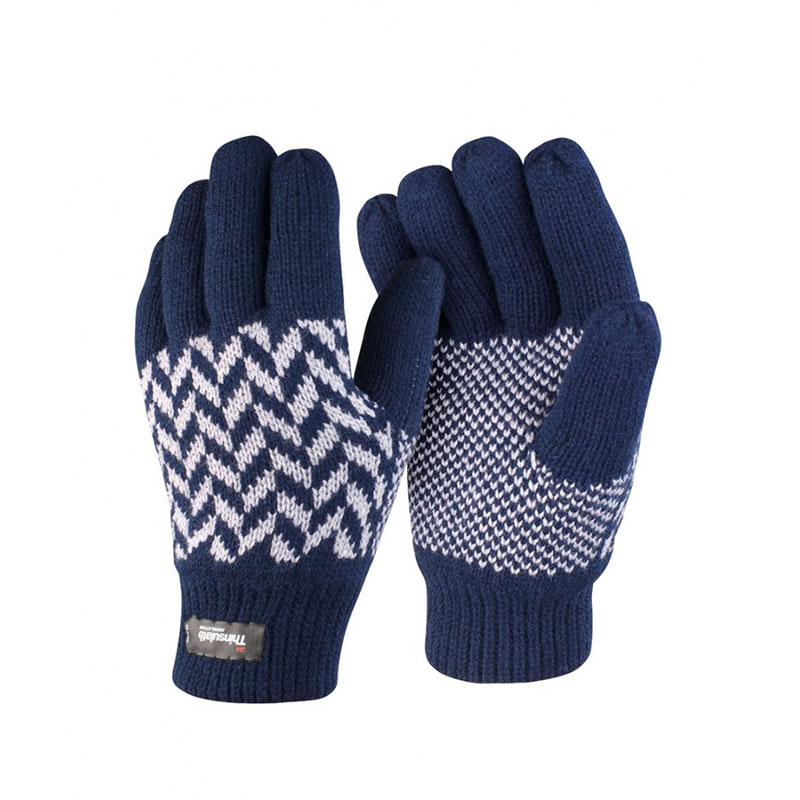 Result Pattern Thinsulate™ Gloves