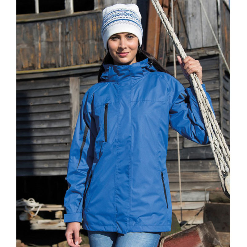 Result Ladies Journey 3-in-1 Jacket with Soft Shell Inner