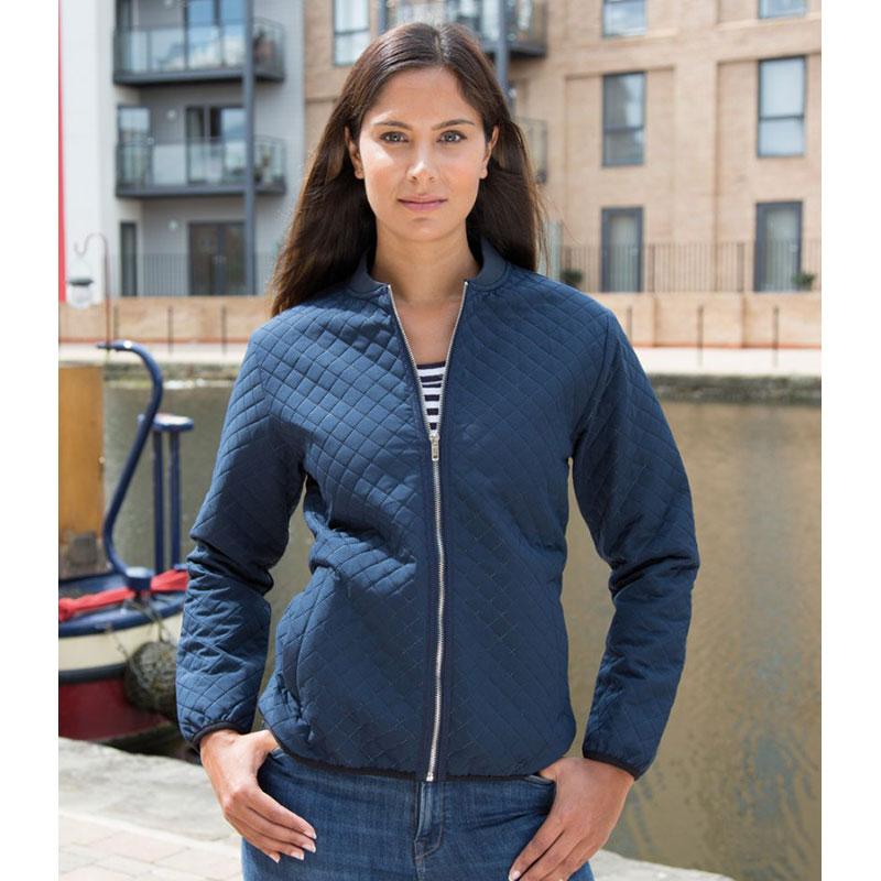 Result Urban Ladies Phantom MA1 Soft Shell Jacket