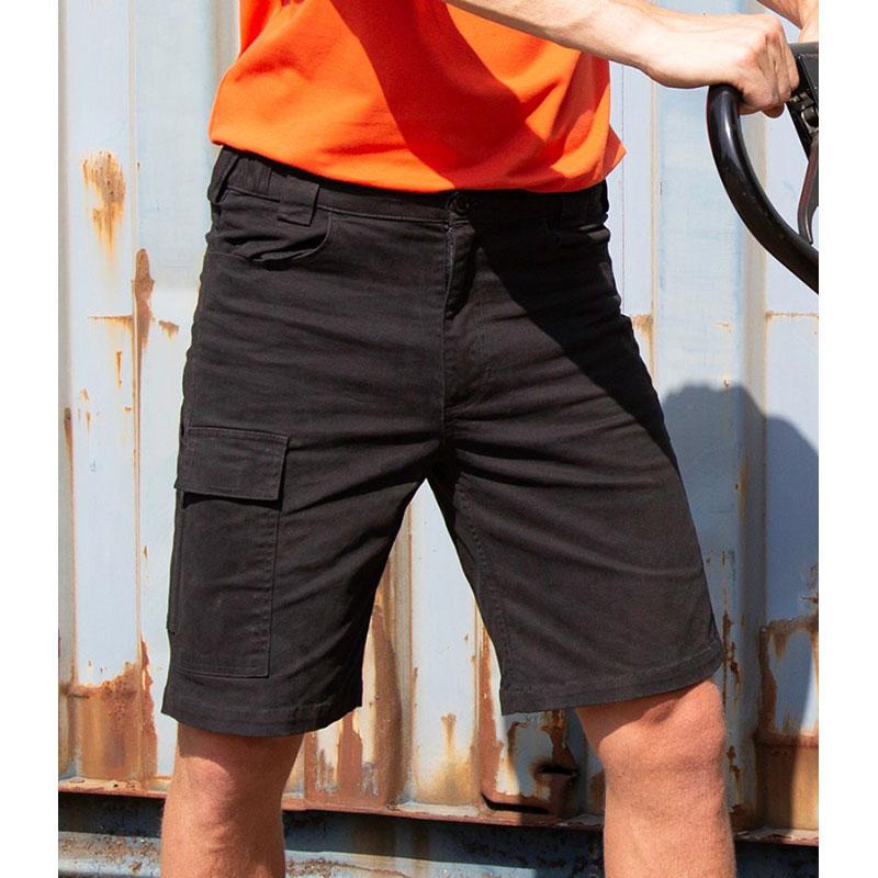 Result Work-Guard Stretch Slim Chino Shorts